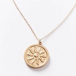 "Urban Outfitters Jewelry - Urban Outiftters ""Under the Sun"" Pendant necklace"